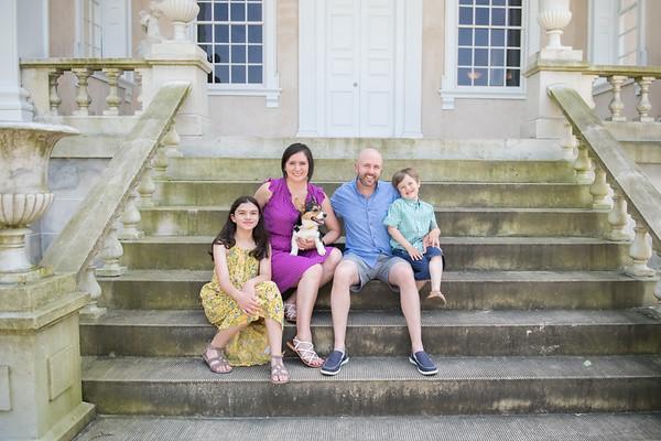 Greene Family 2019