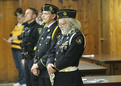 111518 LCJ Veterans Day Gurnee (CJ)