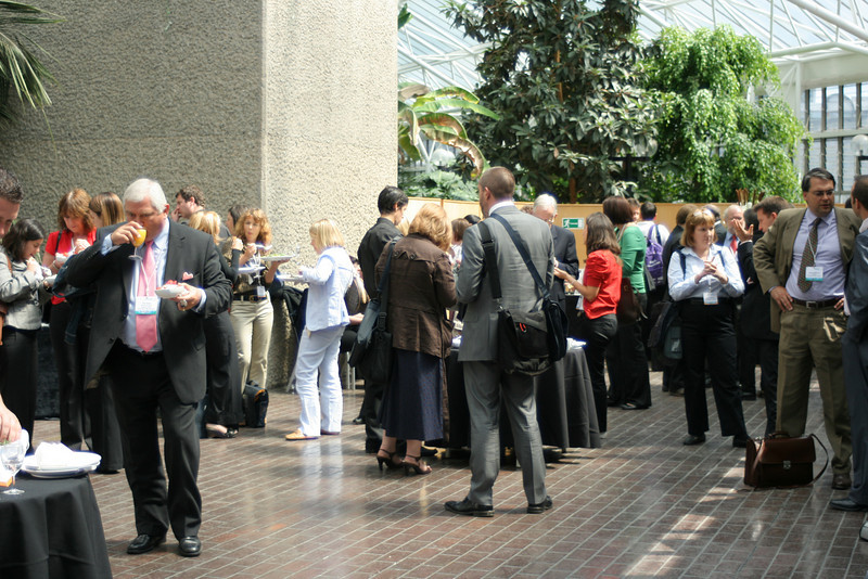 Associations, Societies and Institutes Conference 2008, Barbican, London, 21st July 2008