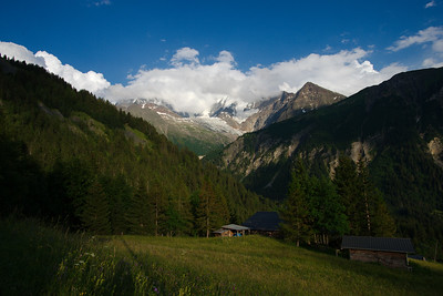 TMB Stage 1 - Les Houches to Les Contamines