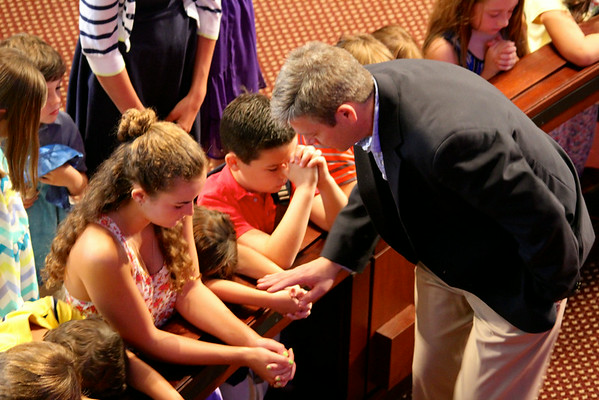 Back to School Blessing Sunday - 11:00 Traditional