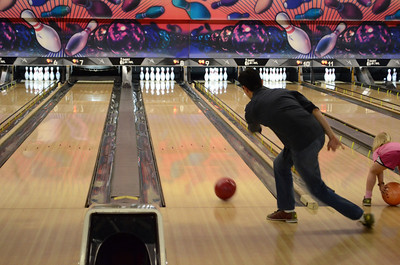 Bowling with YAG 03-04