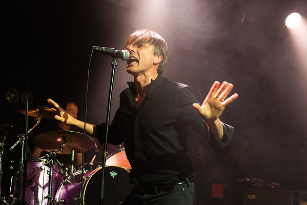 Suede, Rock City, Nottingham, 17-04-19