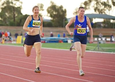 100 Meter Run