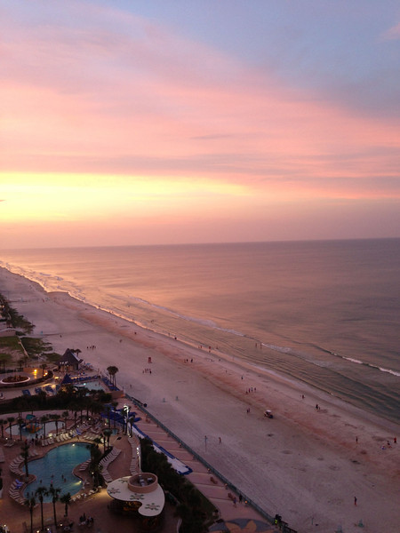 Daytona Beach July 2013