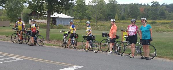 September 7 Wednesday Ride