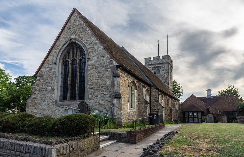 Old All Saints Church, Chingford
