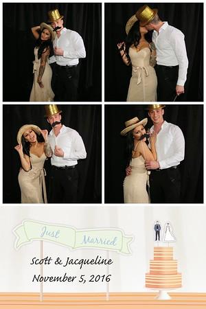 Photo Booth at Ferguson Wedding