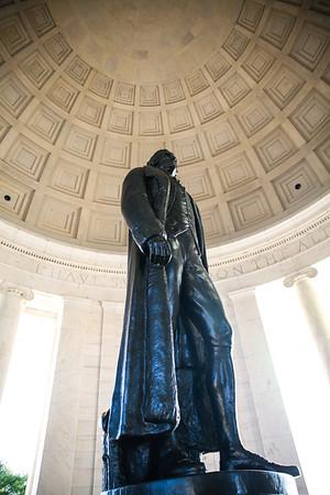 150321 Thomas Jefferson Memorial