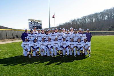 Laker Baseball team and individual 2021