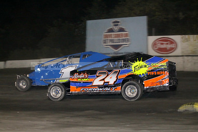 Spencer Rocke Memorial/Shaker Valley Auto Night 09/27/14