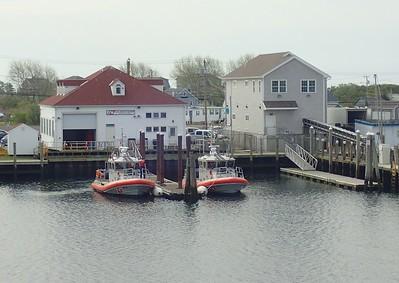 Coast Guard Station Point Judith, Rhode Island