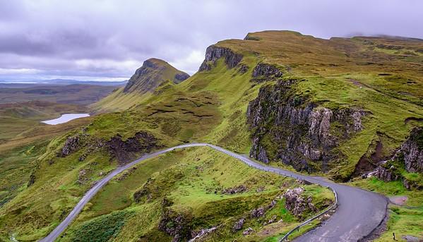 Isle of Skye: The Quiraing