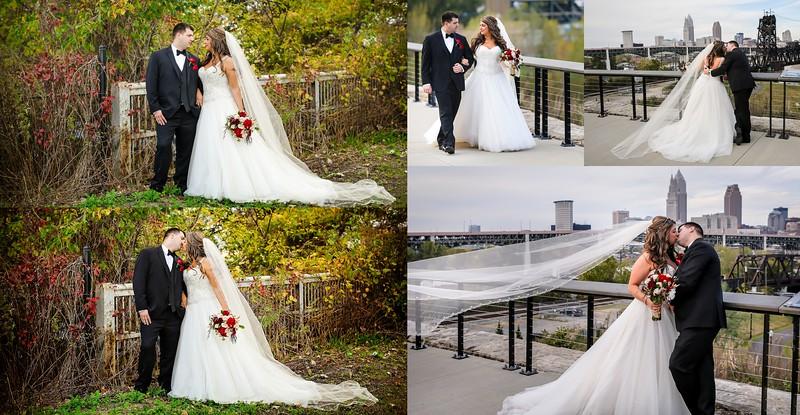 Georgia & Vladimir 10x10 Wedding Album