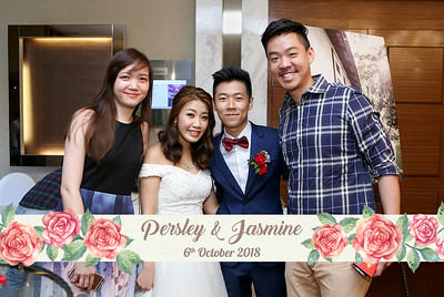 Wedding of Persley & Jasmine