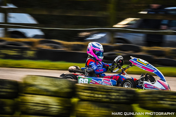 Leinster Karting Club - 2019/20 Winter Championship - Round 3