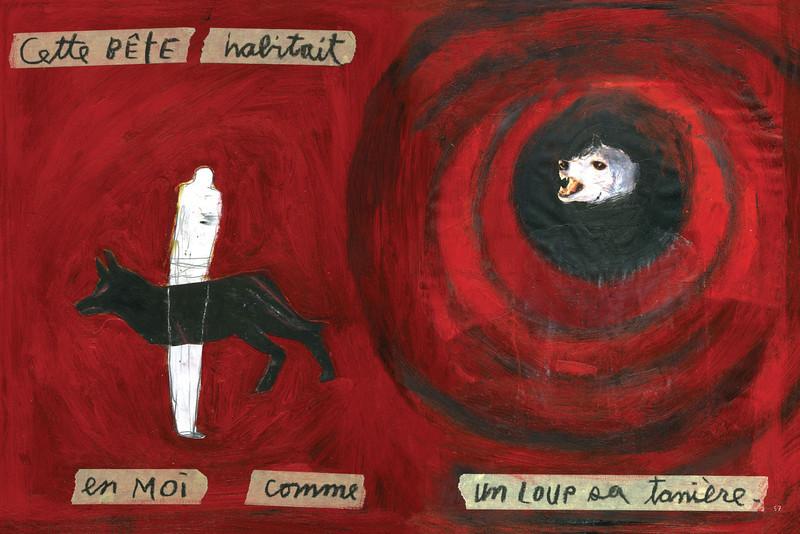10.LINO L'ombre du doute Roman graphique, Les 400 coups, 2006,