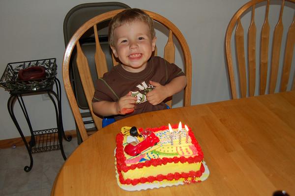 Parker's 3rd Birthday