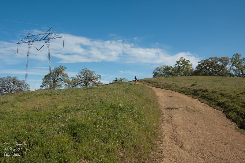 Grant Ranch Bike Ride '07