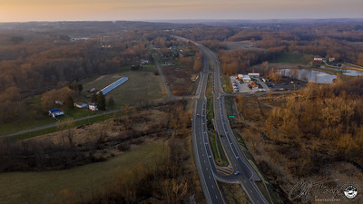 State Route 21  & Butterbridge Road