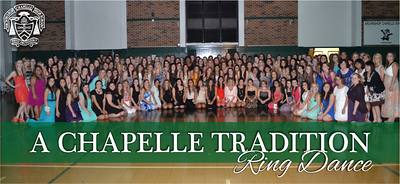 Chapelle Ring Dance Class of 2014