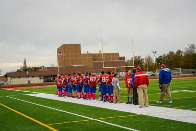 Marysville Vikings Vs SC Freshman Saints