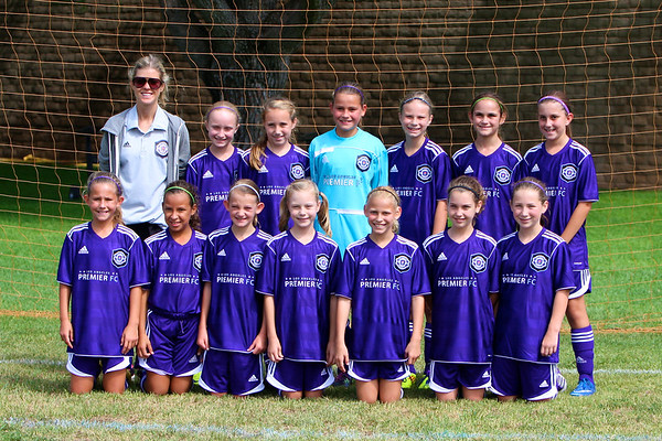 LAPFC Girls U11