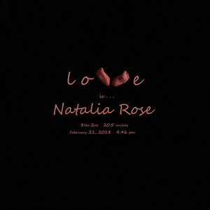 Natalia - Entire Photoshoot