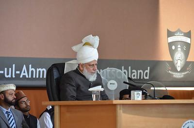 Majlis Khuddam-ul-Ahmadiyya Germany Ijtima (Friday)