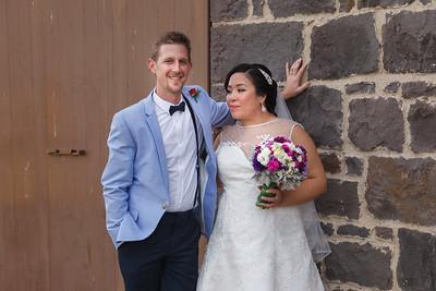 Ai and Michael - Wedding