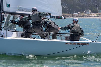 2017 StFYC Sportboat and J70 PCCs