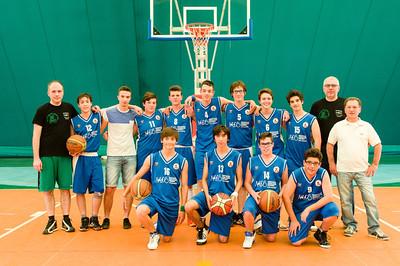 2014.06.07 - Finale 3° e 4° Posto Basket PGS U17M e Premiazioni