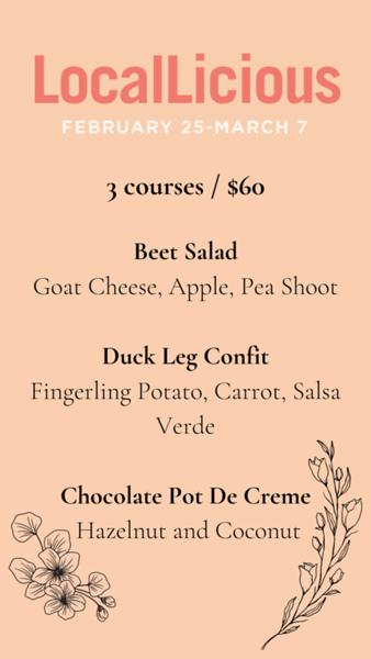 3 courses / $60