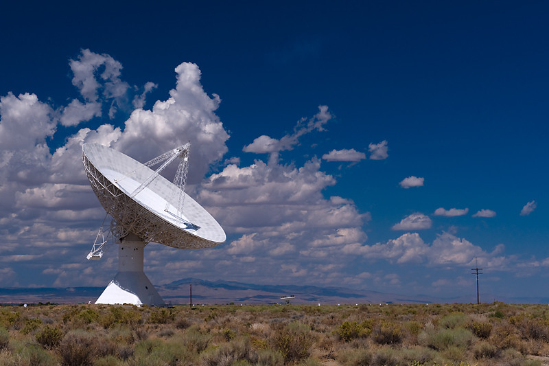They're Out There  Owens Valley Radio Observatory