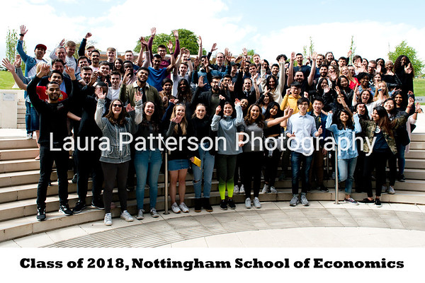 Class of 2018, Nottingham School of Economics