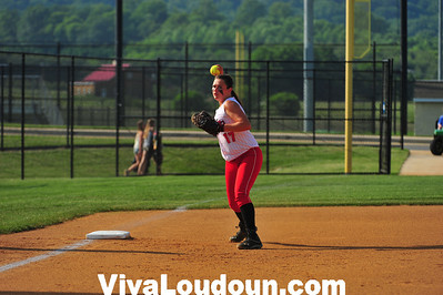 Softball: Fauquier at Woodgrove Regional Semi-Final (5-30-2013 by Jeff Vennitti)