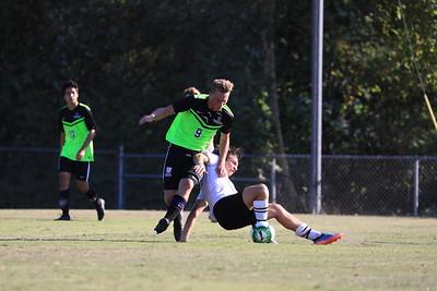Soccer Academy Mens game 2018