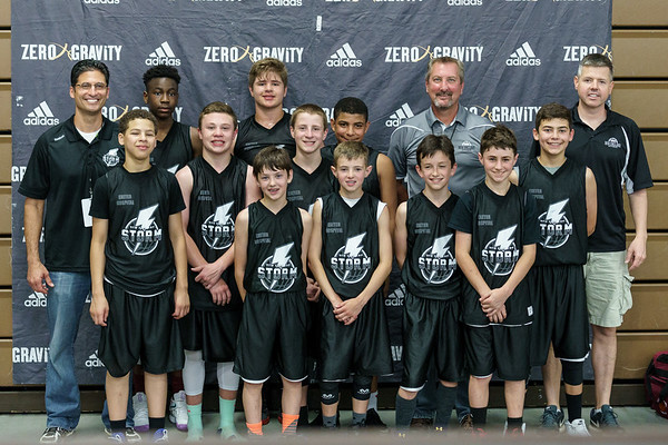 20170611 Storm AAU - ZG Nationals, Day 2