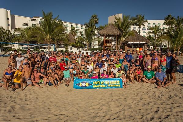 Puerto Vallarta 2018 - Week #1