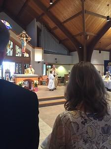 Jacks First Communion