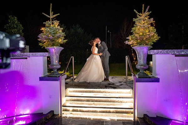 Karla and Patrick @ Fitzgerald Woodlands Hotel Adare