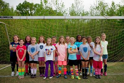 WAA U9 Girls soccer