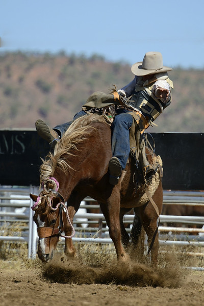 Kimberley RODEOS - Halls Creek Rodeo 2014