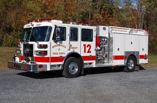 Company 12 - Woodstock Fire Department