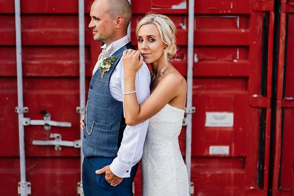 Leanne & James Wedding
