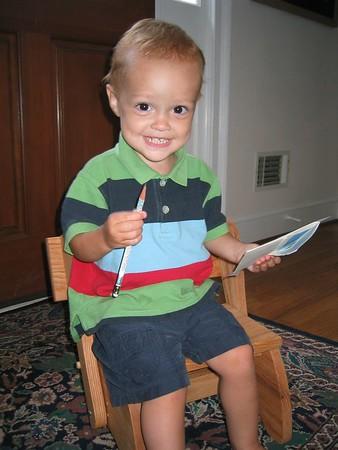 Henry's 2nd Birthday!