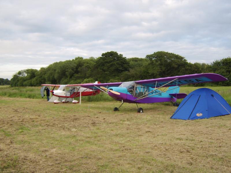Spamfield June 2009