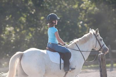 2009-09-15 Horseriding Kelly
