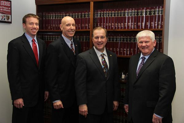 Legislative Roster - Nick Don Duane and Norm