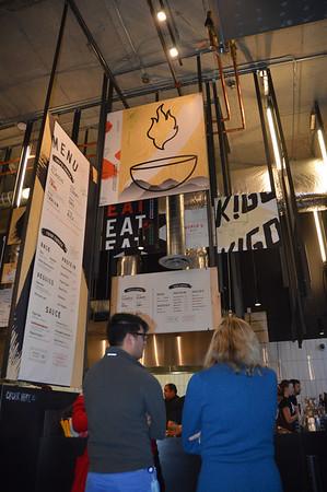 2014 Board Lunch at Kigo Kitchen